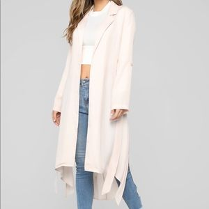 Fashion Nova Trench
